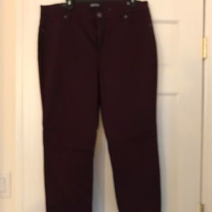 Brand new Buffalo skinny jeans-size 16